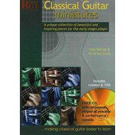 Classical Guitar Miniatures (BOK)