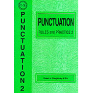 Punctuation Rules and Practice (BOK)