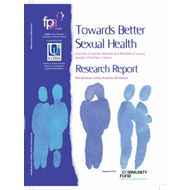 Towards Better Sexual Health: A Survey of the Sexual Attitudes and Lifestyles of Young People in Nor (BOK)