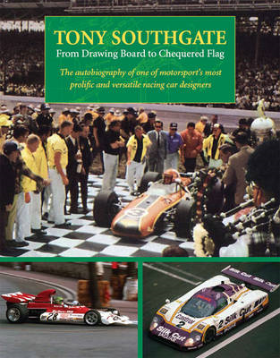 From Drawing Board to Chequered Flag (BOK)