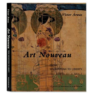 - Art Nouveau: From Mackintosh to Liberty - The Birth of a Style (BOK)
