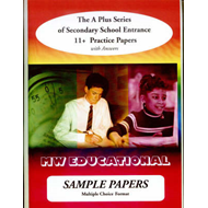 Sample Papers: Secondary School Entrance - 11+ Practice Papers: Multiple Choice Format: With Answers (BOK)