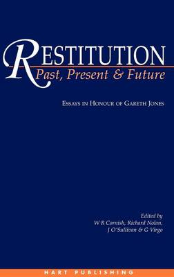 Restitution, Past, Present and Future (BOK)