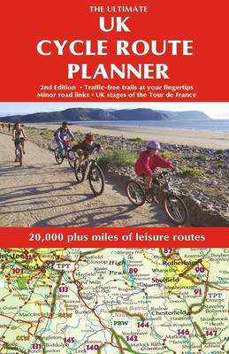 Ultimate UK Cycle Route Planner - Map (BOK)