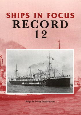 Ships in Focus Record 12 (BOK)