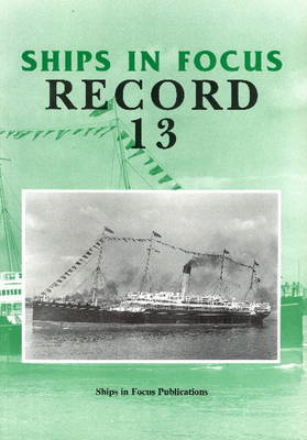Ships in Focus Record 13 (BOK)