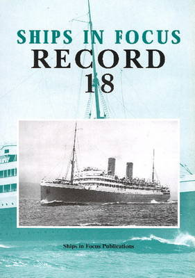 Ships in Focus Record 18 (BOK)