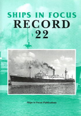 Ships in Focus Record 22 (BOK)