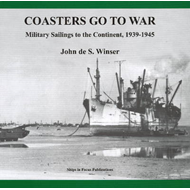 Coasters Go to War (BOK)