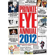Private Eye Annual 2012 (BOK)