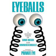 Eyeballs: A Double Vision of Delightful Drivel (BOK)