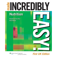 Nutrition Made Incredibly Easy! (BOK)