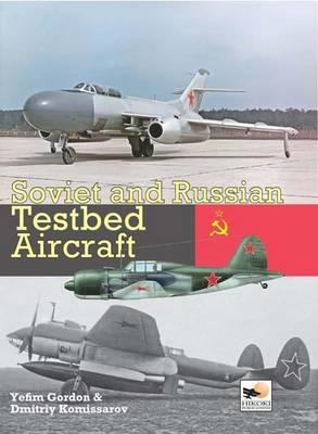 Soviet and Russian Testbed Aircraft (BOK)