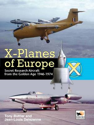 X-planes of Europe (BOK)