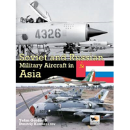 Soviet and Russian Military Aircraft in Asia (BOK)