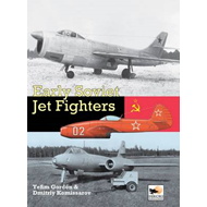 Early Soviet Jet Fighters (BOK)