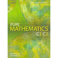 Pure Mathematics C1 C2 (BOK)