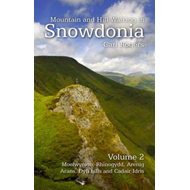 Mountain and Hill Walking in Snowdonia: v. 2 (BOK)