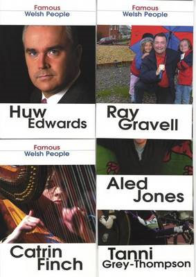 Famous Welsh People 2 (Set of 5) (BOK)