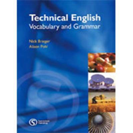 Technical English: Vocabulary and Grammar (BOK)