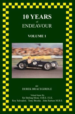 10 Years of Endeavour (BOK)