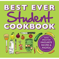 Best Ever Student Cookbook (BOK)