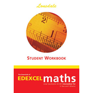 Essentials of Edexcel Maths Linear Specification A (1387) (BOK)