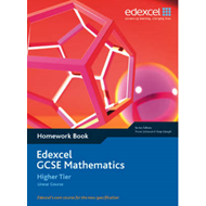 Edexcel GCSE Maths: Linear Higher Homework Book (BOK)