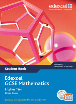 Edexcel GCSE Maths 2006: Linear Higher Student Book and Acti (BOK)
