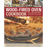 Wood-Fired Oven Cookbook (BOK)