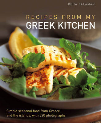 Recipes from My Greek Kitchen (BOK)