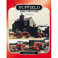 The Nuffield Tractor Story: v. 1 (BOK)