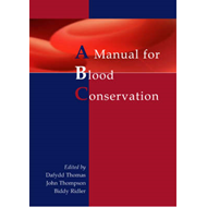Manual for Blood Conservation (BOK)