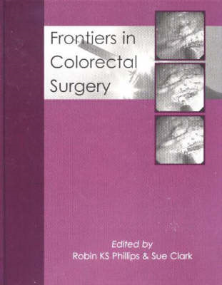 Frontiers in Colorectal Surgery (BOK)