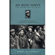 Irish Navvy - The Diary of an Exile (BOK)