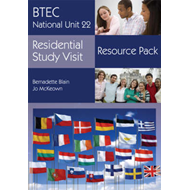BTEC National Unit 22 Residential Study Visit Resource Pack (BOK)