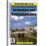Short Circular Walks on the Canals of Nottinghamshire & Derbyshire (BOK)
