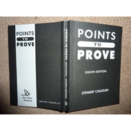 Points to Prove (BOK)