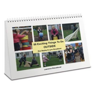 50 Exciting Things to Do Outside (BOK)