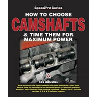 Produktbilde for How to Choose Camshafts & Time Them for Maximum Power (BOK)