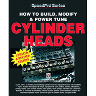 How to Build, Modify and Power Tune Cylinder Heads (BOK)