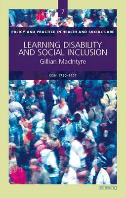 Learning Disability and Social Inclusion (BOK)