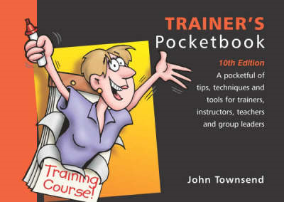 The Trainer's Pocketbook (BOK)
