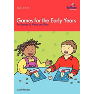Games for the Early Years (BOK)