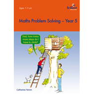 Maths Problem Solving, Year 5 (BOK)