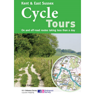 Kent & East Sussex Cycle Tours: On and Off-road Routes Taking Less Than a Day (BOK)