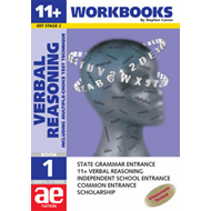 11+ Verbal Reasoning: Including Multiple Choice Test Technique: Bk. 1: Workbook (BOK)