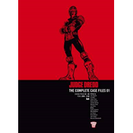 Judge Dredd: v. 1: Complete Case Files (BOK)