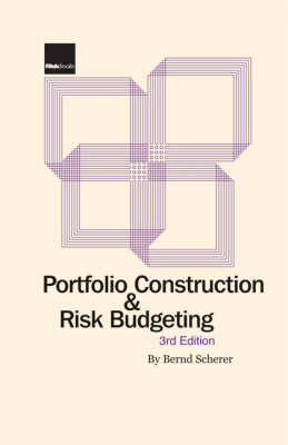 Portfolio Construction and Risk Budgeting (BOK)