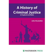 History of Criminal Justice in England and Wales (BOK)